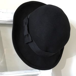 Vintage Bollman Hats & Co wool hat small